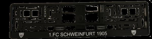 Kennzeichenhalter Set bestehend aus zwei Stück