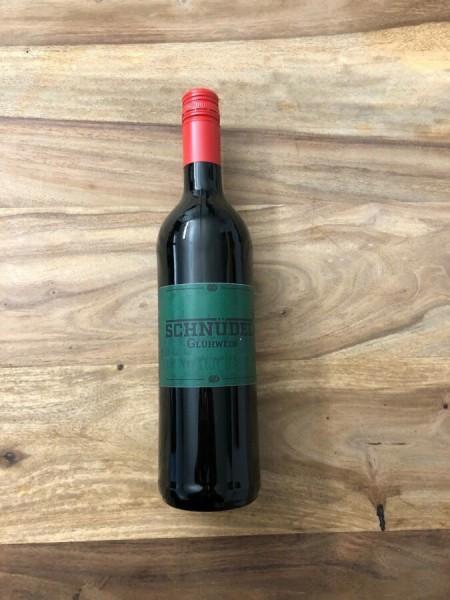 Schnüdel Glühwein ZERO Red & Hot – alkoholfrei 0,75l