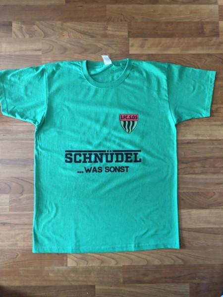 T-Shirt SCHNÜDEL…WAS SONST